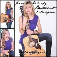 Jennette McCurdy Photoshoot by EBELULAEDITIONS
