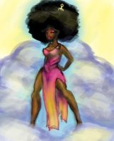 Aphro....Afrodite? by Icequeenkitty
