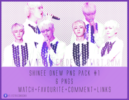SHINee Onew PNG Pack #1 by fainleo