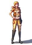 Character Design - Cowgirl! by thePingdelf