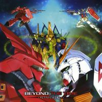 Beyond the Time: Char vs Amuro by iCards