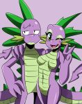 MLP: Spike and Barbara by ss2sonic