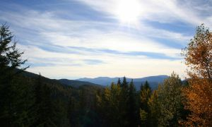 Autumn Travels from Rossland BC by jewelslove