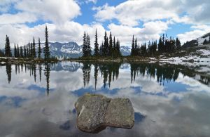 Whistler reflections by yo13dawg