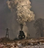 steam engine by andrzo