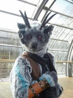 Keptet Fursuit by DemonDragonSaer