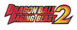 Dragon Ball Raging Blast 2 Logo by jin-05