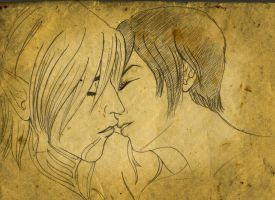 If you're mine, I'm yours[FenF!Hawke] by ekocentric