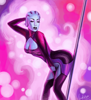 Asari by ToXiC-maiDen