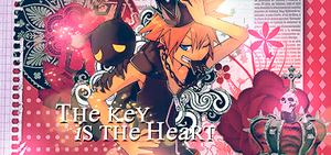 The key is the heart by LyraMondlicht
