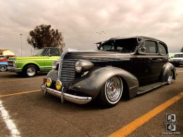 lowridin chief by Swanee3