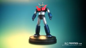 Mazinger Z Turnaround by Gersith