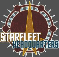 Starfleet Headquarters Logo by JefferyWright