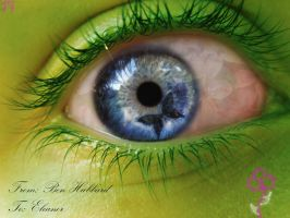 Eyeball- Pulchritudinous by BloodyMinded6