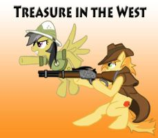 Treasure in the West Cover by DiveBomb5