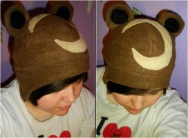 Teddiursa Hat by SmileAndLead