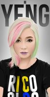 Yeng Constantino ICON by floridelsalamat