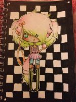 Candy [SOLD TO IggyDrop] :3 by KIBBLK9