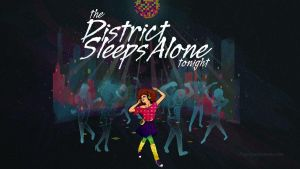 The District Sleeps Alone by paperbeatsscissors