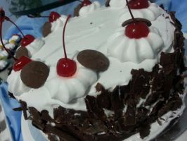 Black Forest Cake by its-jst-me77