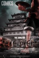 One Piece Movie Poster (Fan Made) by Shervell