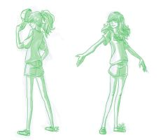 PJATO Concept Design: Annabeth Chase by lazy-perfs