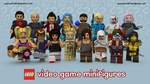 Lego Video Game Minifigures by seancantrell