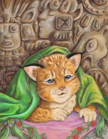 Tikal Kitten-Final by stephanielynn