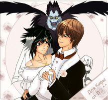 I love you XD by Lawliet-san