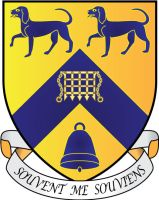 Lady Margaert Hall Oxford Coat Of Arms by ChevronTango