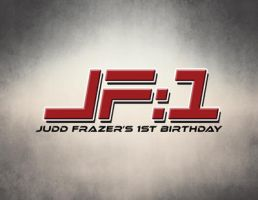 JF:1 Logo Design by hvfndr