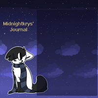 Tap journal skin by midnightkrys