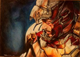Iron Man 3 by Alverman79