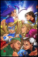 Street fighter by ChekydotStudio