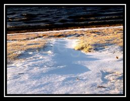 Snow and Sand 2 by lehPhotography