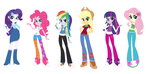 Equestria Girls Redesign by ultimateethan