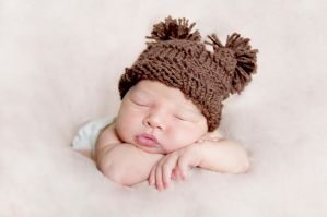 Baby Abe by Serenityfhotography