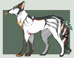FireFox :AUCTION: - CLOSED by DemThree-Adopts