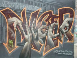 GRAFF 2006 by KOKORONIN