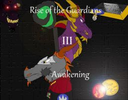 Rise of the Guardians III Awakening cover by Marksman104