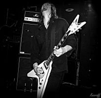Michael Amott by Siakeeroff