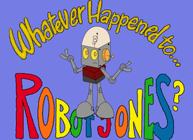 What happened to Robot Jones by Mr-M7