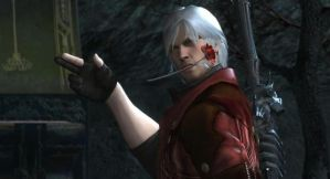 devil may cry 4 dante by sakura-cherry-clash