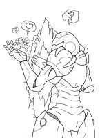 A Metroid in Love by Koshindou