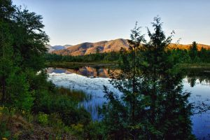 The Hudson Headwaters by onejumpjohnny