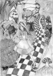 Alice In Horrorland by TheEvanescenceBegins