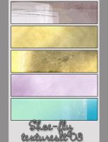 texture set 03 by shoe-fly