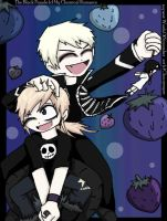 BlackParade Fngrlnss Nvmbr by Chocoreaper