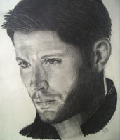 Yes, Another Jensen Drawing by hsr62