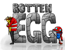 Sonic Concept: Rotten Egg by SuperBlade9000